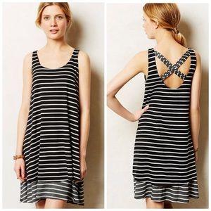 Anthropologie - Puella Striped Duet Dress